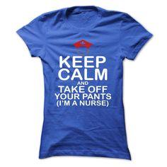Keep Calm Nurse T-Shirts, Hoodies. VIEW DETAIL ==► https://www.sunfrog.com/Jobs/Keep-Calm-Nurse-ffzcv-ladies.html?id=41382