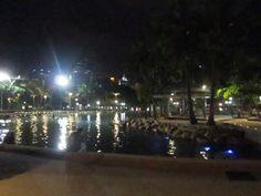 Brisbane, by night.