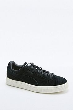 shop puma suede classic black trainers at urban outfitters today. we carry all the latest styles colours and brands for you to choose from right here.