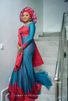 Image result for hausa bride dressing