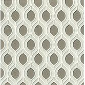 Found it at AllModern - Mallorca Glass Mosaic Tile in White Linen and Roca