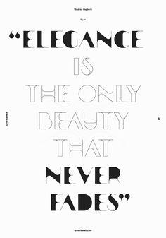 Zarif Typeface (free) by Tamer Köşeli, via Behance