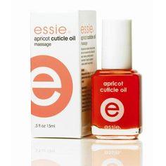 Apricot cuticle oil... moisturises dry cuticles & smells sooo good!