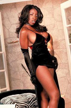 Vanessa blue black porn star