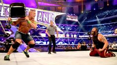 WWE John Cena vs Bray Wyatt  | Last Man Standing Match | Bray Wyatt almo...
