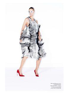 Carmen Kass for Flair March 2014