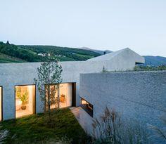 Image 1 of 31 from gallery of bedded köfererhof / bergmeisterwolf architekten. Photograph by Lukas Schaller