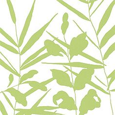 SOUTH BEACH, Green,   T6122, Collection Sweet Life from Thibaut ((This is the green colorway of the wallpaper i pinned previously that you and lucy liked :))
