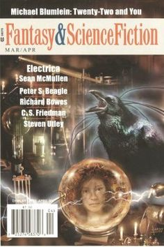 The Magazine of Fantasy & Science Fiction, founded in 1949, is the award-winning SF magazine which is the original publisher of SF classics like Stephen King's Dark Tower, Daniel Keyes's Flowers for Algernon, and Walter M. Miller's A Canticle for Leibowitz.