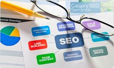 Calgary SEO services and Web Design company offering the best search engine optimization - #SEOServices