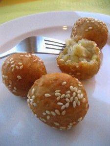 Healthy sweet recipes ,sweet potato ball