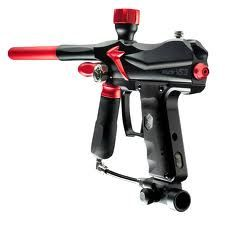Modern paintball gun