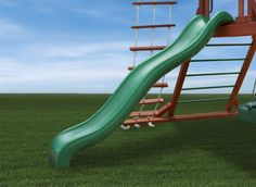 PlaysetParts.com - Wiki Wave Slide, $349.00 (http://www.playsetparts.com/wiki-wave-slide/)