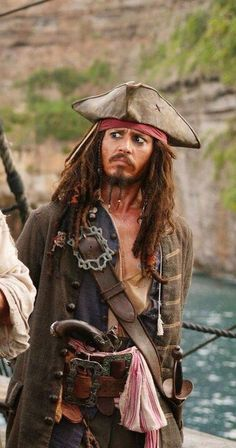 My exact face when someone says they don't like the Pirates of the Caribbean movies.