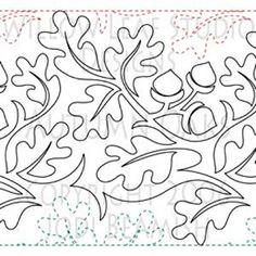 Willow Leaf Studio - AUTUMN OAKS, $16.50 (http://www.willowleafstudio.com/autumn-oaks/)