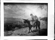 Archivo: RUIZ VERNACCI. Título: Niño del burro. Fecha de la toma: 22 de abril de 1936. Cortesía: CC BY-NC-ND Instituto del Patrimonio Cultural de España, Ministerio de Educación, Cultura y Deporte de España.