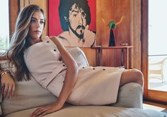Sistine Stallone, Teen Vogue ~NEWS/ Famous Model Offspring Alert! Sylvester Stallone's Daughter Poses in Teen Vogue—See the Pic! Teen Vogue, Celebrity Babies, Celebrity Gossip, Celebrity Style, Sylvester Stallone Daughters, Sistine Rose Stallone, Fantasy Fashion, Model Interview, Vogue Editorial