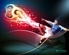 awesome Footballer HD Cool Wallpaper Top Picture