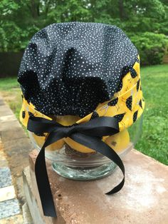Ladies Surgical Scrub Hat by daughertydesigns4you on Etsy
