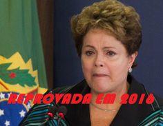 O fracasso do governo e da roubalheira nas estatais vai deixando a presidente Dilma mais isolada - Folha do Juruá