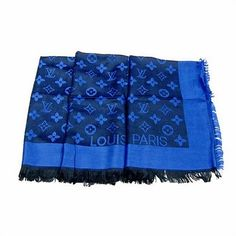 Louis Vuitton scarf - I have it in black and I absolutely love love love it!