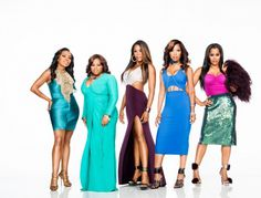 'Hollywood Divas' (Premieres: October 8 at 10pm ET on TVOne): Paula Jai Parker, Countess Vaughn, Golden Brooks, and Elise Neal come together to self-produce an independent film. Add in the usual mix of diva-tude, and a reality star in the form of Lisa Wu. Sounds like a great Wednesday night in.