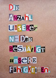 Postkarte Neid von HERZallerliebste auf Etsy, €1,50