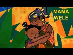 Mama wélé (in Lari) Best Children Songs, Kids Songs, 2nd Grade Music, World Music, Kids Reading, Animation, Mother And Child, Happy Kids, Nursery Rhymes