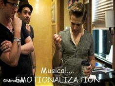 hunter hayes gif-musical emotionalization