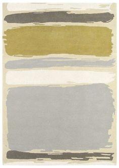 kleurige wollen vloerkleden van het Engelse label Sanderson