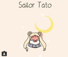 ME IF I WERE A SAILOR GUARDIAN SAILOR TATO