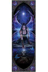 Door Poster 158cm x 53cm new and sealed Destiny Motivational Vista