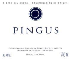 2009 Dominio de Pingus Pingus Ribera del Duero (Tempranillo - Ribera del Duero, Spain)