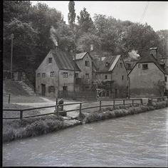 Auer Mühlbach, by Herbert Wendling, ca. 1935