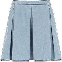 24 Best Box Pleats images | Box pleats, Skirts, Fashion