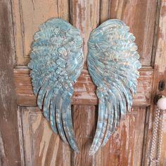 Metal Angel Wings Wall Decor angel wing wall decor, angel wings, large angel wings, angel wing
