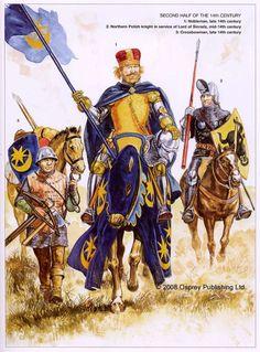 Polish Soldiers 14th Century