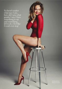 Jennifer Lopez – Marie Claire Magazine December 2015 Issue