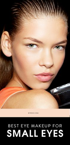 The best eye makeup tricks for girls with small eyes (via @byrdiebeauty) // #Eyes #Tips
