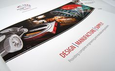 MAN Group Manufacturing corporate brochure