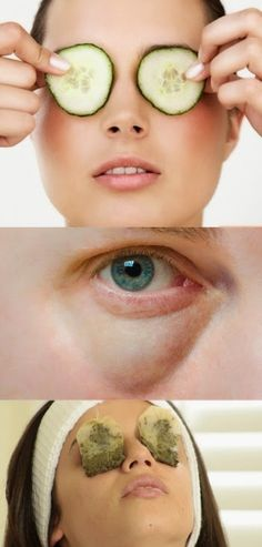 5 Fantastic ways to remove under eye puffiness | Tips Zone