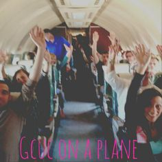 #GCUC Unconference on a plane…  You make your own Dr. Seuss up…