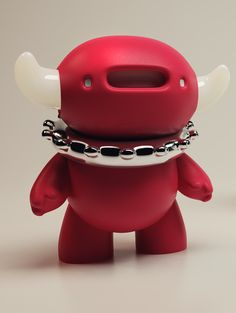 MONSTER TOY by AARON MARTINEZ, via Behance
