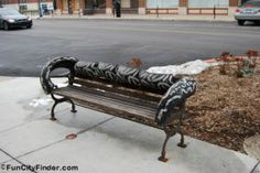 Public Art in the Mass Ave Cultural District - FunCityFinder