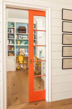 Slide On - Painting Your Door Will Definitely Brighten Your Day - Photos
