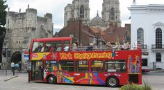 City Sightseeing York, Hop On - Hop Off Bus Tours