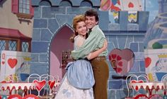Babes in Toyland ~ Annette Funicello and Tommy Sands