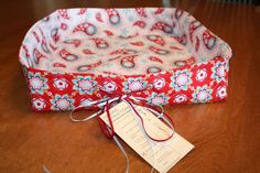 """The Intrepid Thread: Blog Hop: Mom's """"Out"""" Box. A tutorial for """"No Housework Day"""" and a giveaway"""
