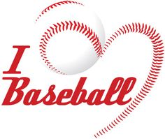I ♥ baseball