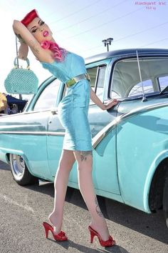 Image result for ford thunderbird classics and babes